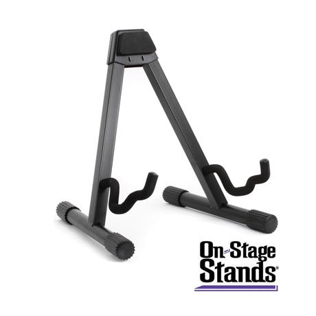on stage stands gs7462b a frame guitar stand cet. Black Bedroom Furniture Sets. Home Design Ideas