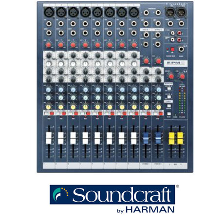 Soundcraft Epm8 Cet