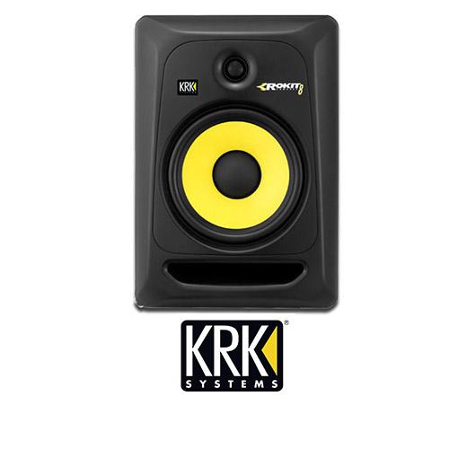 krk rokit 8 g3 monitors cet. Black Bedroom Furniture Sets. Home Design Ideas