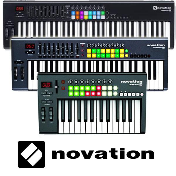novation launchkey mk2 61 key controller cet. Black Bedroom Furniture Sets. Home Design Ideas