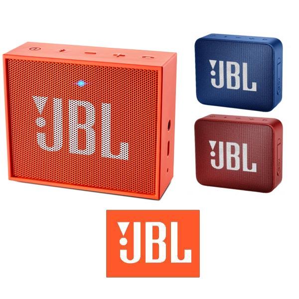 Jbl Go 2 Portable Waterproof Speaker Cet